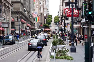 Жизнь в Чайна-тауне Сан-Франциско