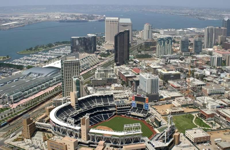 Панорамный вид Сан-Диего