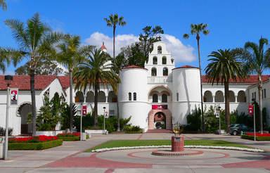 Государственный университет Сан-Диего