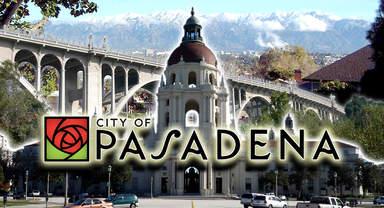 Город Пасадена