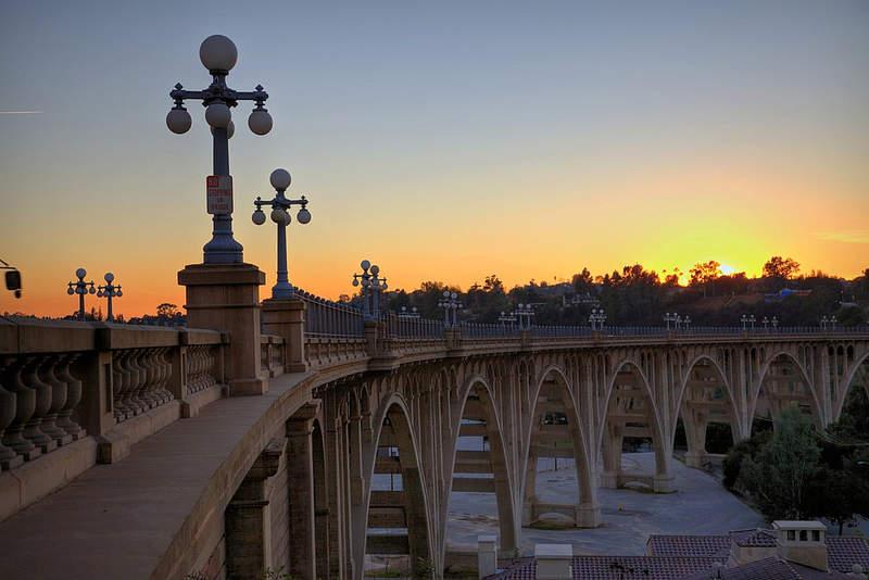 Мост в Пасадене