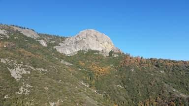 Гора в Национальном парке
