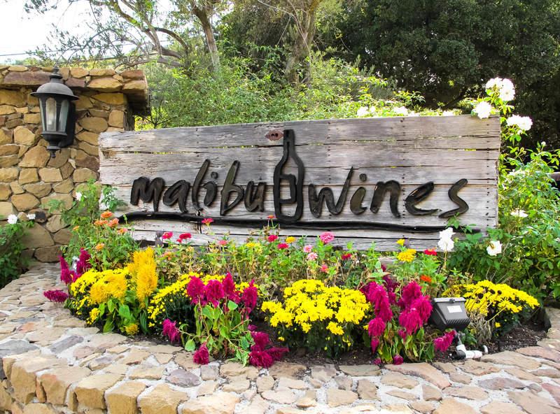 Сафари в Малибу с дегустацией вин