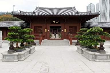 Женский монастырь Чи Линь