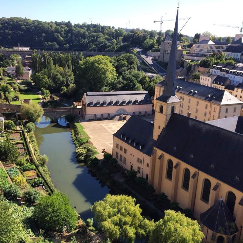 Собор Люксенбургской Богоматери