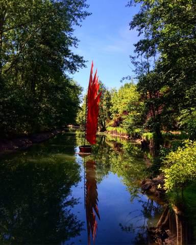 Тихий лесной уголок