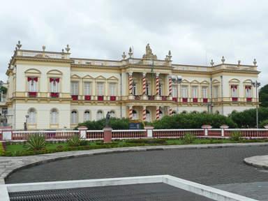 Дворец правосудия в Манаусе