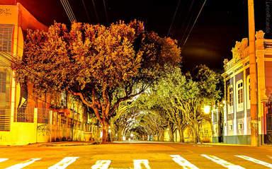 Улицы в  Манаусе