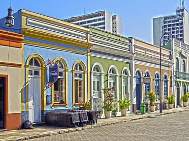 Здание в Манаусе