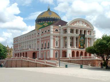 Амазонский театр в Манаусе