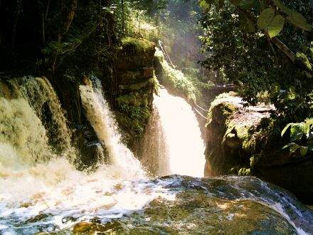 Водопады Фигерейду