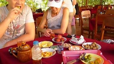 Туристический перекус