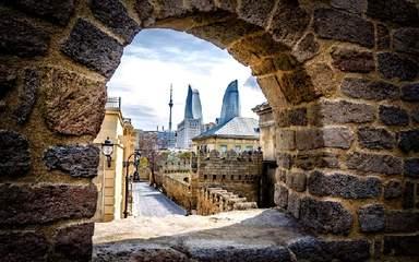 Древняя и современная архитектура Баку