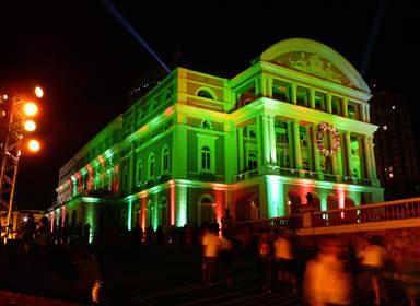 Театр Амазонас.