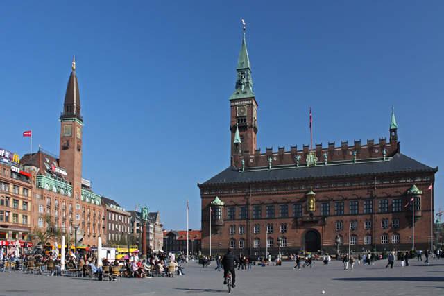 Здание Муниципалитета в Копенгагене