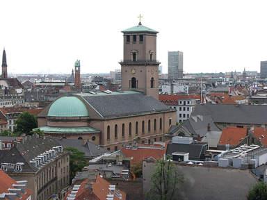Здание Суда в Клпенгагене