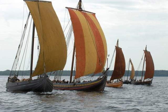 Суда викингов