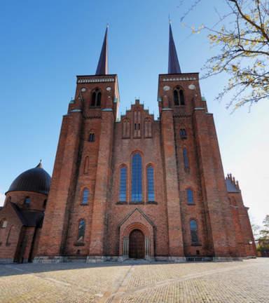 Кафедральный собор в Роскилде