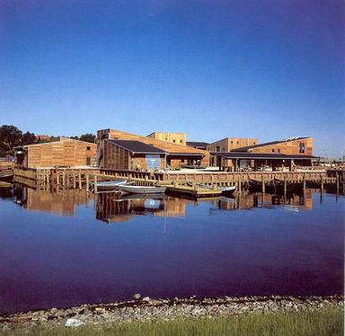 Этнографическая деревня викингов в Роскилде