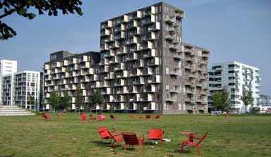 Район Эрестад в Копенгагене