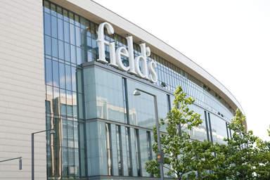 "Торговый центр ""Fields"" в Копенгагене"