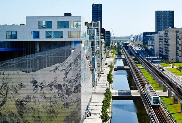 Канал в Копенгагене