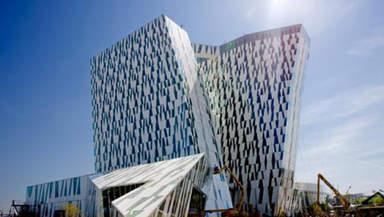 Здание в районе Эрестад в Копенгагене