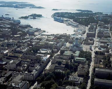 Южная Бухта Хельсинки