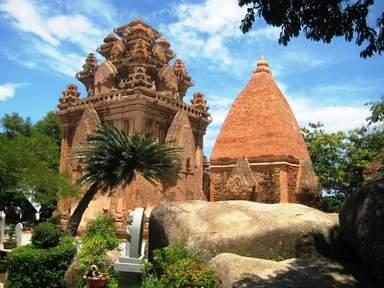 Храм Po Nagar Thap Ba