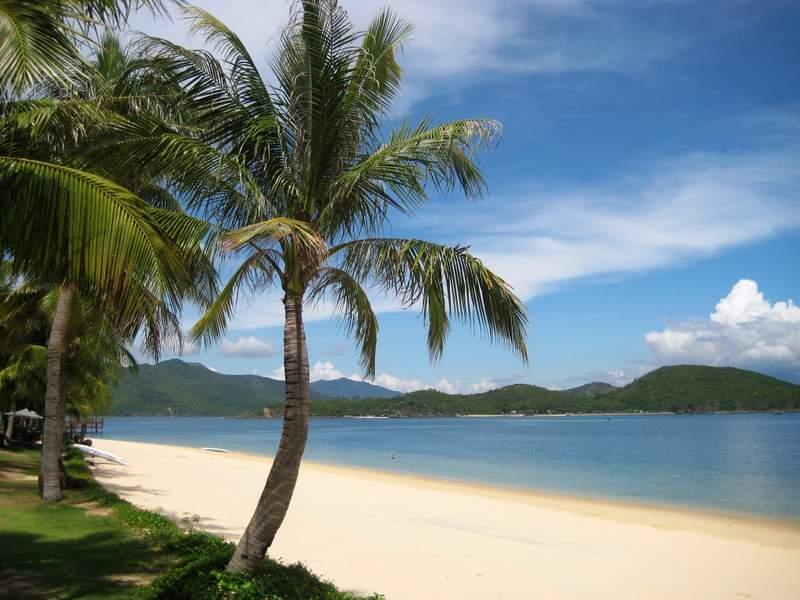 Южные острова, залив Нячанг