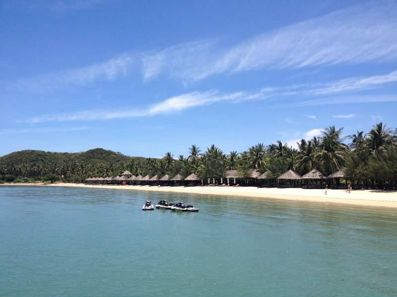 Бухта Nha Phu