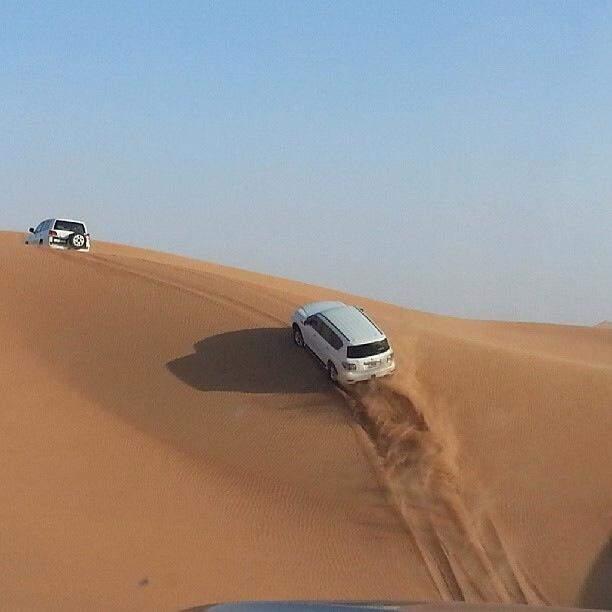 Джип-Сафари по пустыне