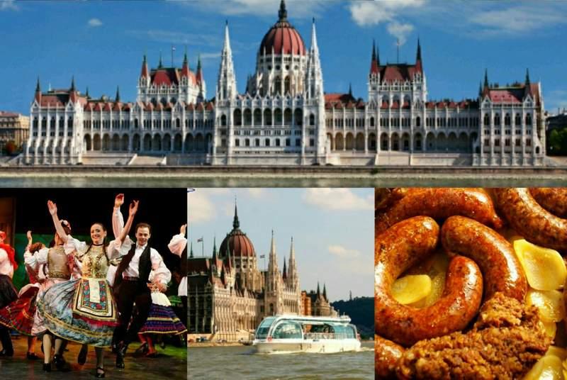 Гостеприимная Венгрия