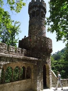 Башня старой крепости
