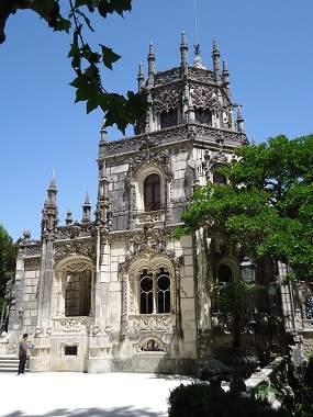 Архитектура старого дворца