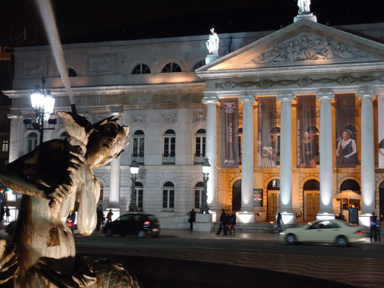 Национальный театр Марии ll в Лиссабоне