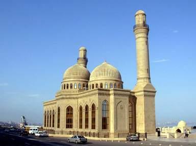 Мечеть Мухаммеда в Баку