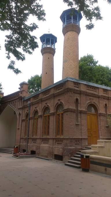 Мечеть шах Аббаса