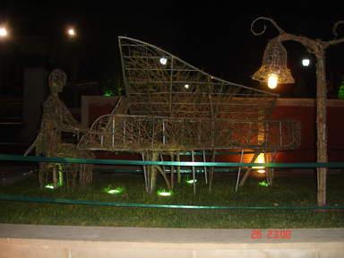 Ночной Гянджа