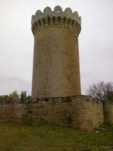 Башня в Апшегроне