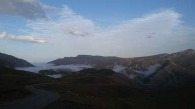 Горы Губы