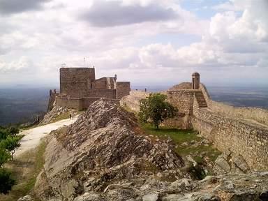 Крепость Монсараш