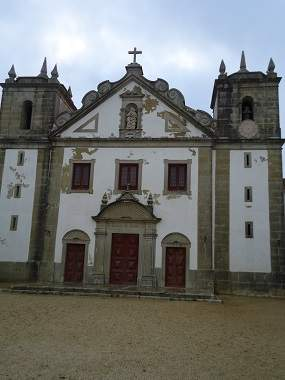 Церковь в городе Сетубал