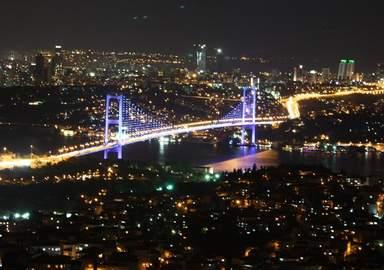 Ночь на Босфоре