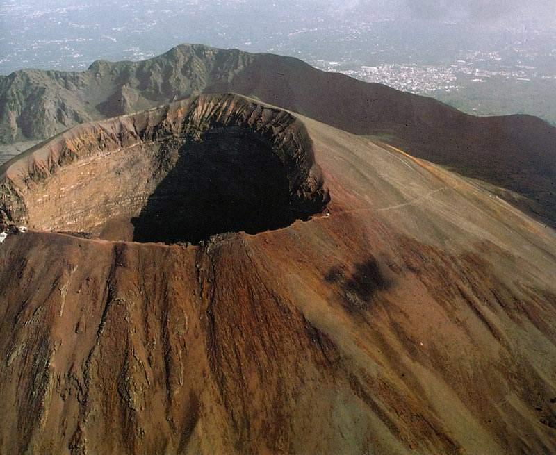 Жерло вулкана Тейде