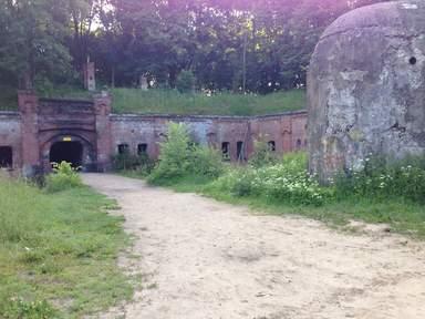 Горжевые ворота