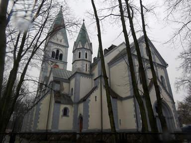 Бывшая Лютеранская церковь