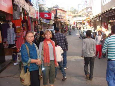 Уличный шоппинг