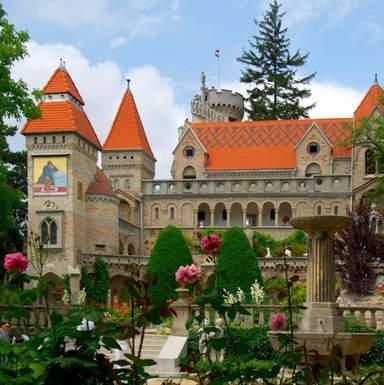 Замок пламенной Любви Боривар