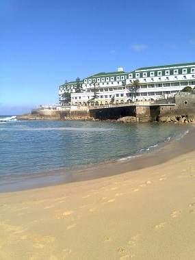Южный пляж. Эрисейра